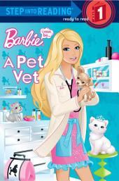 I Can Be a Pet Vet (Barbie)