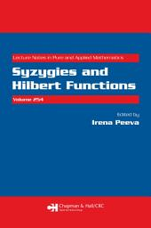 Syzygies and Hilbert Functions