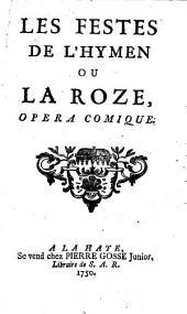 Théatre de La Haye ou Nouveau recueil choisi et meslé des meilleures piéces du théatre françois & italien..: Contenant les operas comiques. T. 2, Volume1
