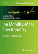 Ion Mobility-Mass Spectrometry