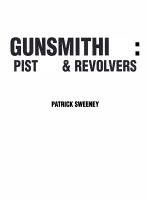 Gunsmithing PDF