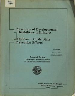 Prevention of Developmental Disabilities in Illinois PDF