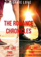 The Romance Chronicles Bundle  Books 1 and 2  PDF