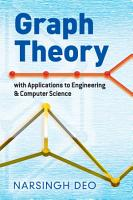 Graph Theory with Applications to Engineering and Computer Science PDF