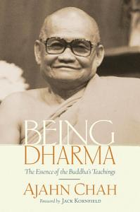 Being Dharma Book