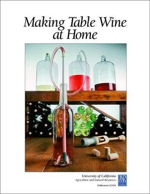 Making Table Wine at Home PDF
