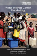 Water and Post Conflict Peacebuilding PDF