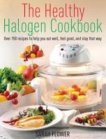 The Healthy Halogen Cookbook PDF