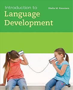 Introduction to Language Development Book