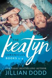 The Keatyn Chronicles: Books 1-4