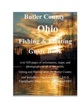 Butler County Ohio Fishing & Floating Guide Book: Complete fishing and floating information for Brown County Ohio