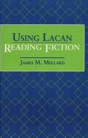 Using Lacan  Reading Fiction PDF