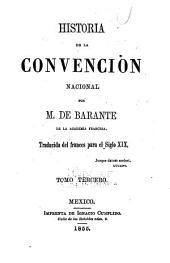 Historias de la Convencion nacional: Volumen 3