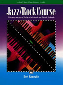 Alfred s Basic Jazz Rock Course Lesson Book PDF
