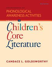Sourcebook of Phonological Awareness Activities, Volume II: Children's Core Literature: Edition 2