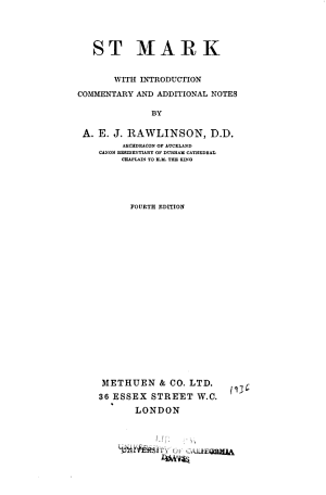 Westminster Commentaries