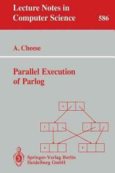 Parallel Execution Of Parlog Book PDF