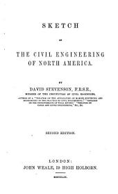 Sketch of the Civil Engineering of North America by David Stevenson
