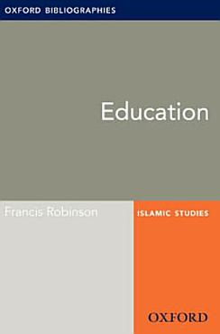 Education  Oxford Bibliographies Online Research Guide PDF