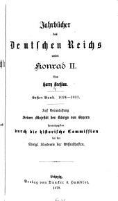 Jahrbücher des Deutschen Reichs unter Konrad II.