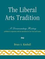 The Liberal Arts Tradition PDF