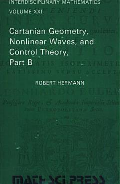 Cartanian Geometry  Nonlinear Waves  and Control Theory PDF