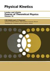 Physical Kinetics: Volume 10