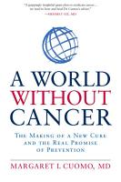 A World Without Cancer PDF