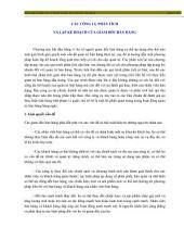 Chương 1- Các công cụ phân tích và lập kế hoạch của giám đốc bán hàng: Tài Liệu