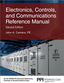 Electronics Controls And Communications Reference Manual Book PDF