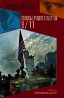 Critical Perspectives on 9 11 PDF