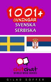 1001+ övningar svenska - Serbiska