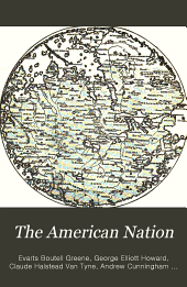The American Nation: a History: Bourne, E. G. Spain in America, 1450-1580