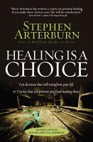 Healing Is a Choice PDF