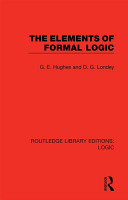 The Elements of Formal Logic PDF