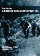 A Hundred Miles As The Crow Flies Book PDF