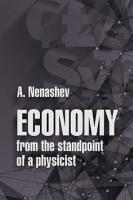 Economy from the standpoint of    physicist PDF