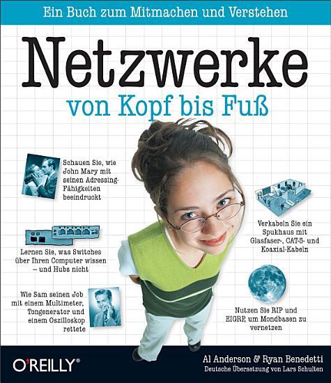 Netzwerke von Kopf bis Fu   PDF