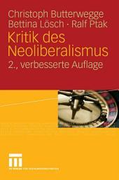 Kritik des Neoliberalismus: Ausgabe 2