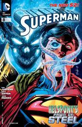 Superman (2011-) #8