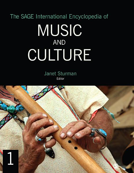 Download The SAGE International Encyclopedia of Music and Culture Book