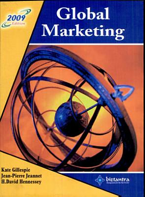 Global Marketing  2009 Ed