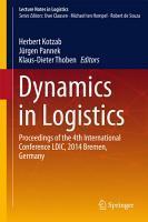 Dynamics in Logistics PDF