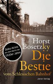 Die Bestie vom Schlesischen Bahnhof: Doku-Krimi aus dem Berlin der 1920er Jahre