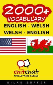 2000+ English - Welsh Welsh - English Vocabulary