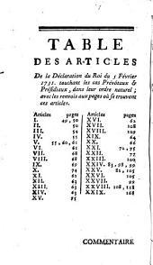 Nouveau commentaire sur l'ordonnance criminelle du mois d'aôut 1670 avec un abrégé de la justice criminelle
