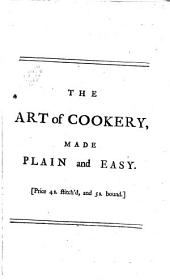 The Art of Cookery, Made Plain and Easy ... By a Lady. (H. Glasse.) The Fifth Edition, with Additions