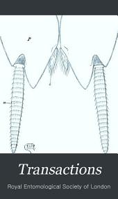 Transactions of the Royal Entomological Society of London: Volume 27; Volume 1879