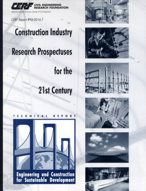 Construction Industry Research Prospectuses for the 21st Century PDF