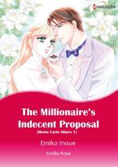 The Millionaire's Indecent Proposal: Harlequin Comics